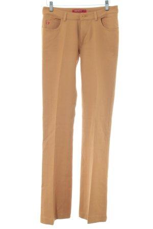 Miss Sixty Pantalone jersey arancione chiaro stile professionale