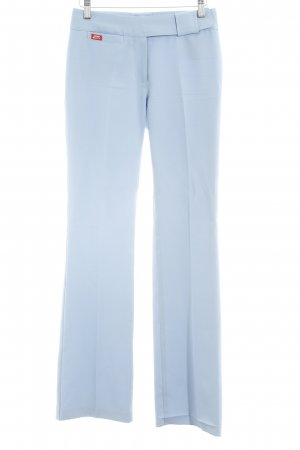 Miss Sixty Stoffhose himmelblau 90ies-Stil