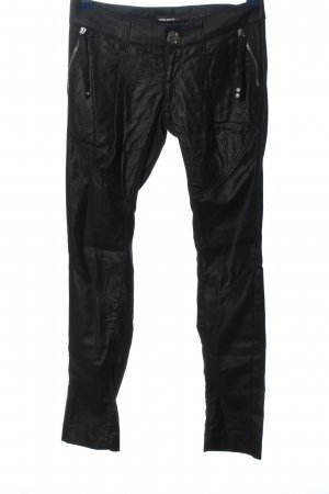 Miss Sixty Jersey Pants black casual look