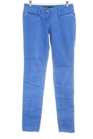 Miss Sixty Jeansy z prostymi nogawkami niebieski W stylu casual