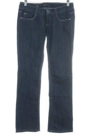 Miss Sixty Jeans coupe-droite bleu foncé style décontracté