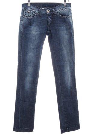 Miss Sixty Jeansy z prostymi nogawkami Wielokolorowy W stylu casual