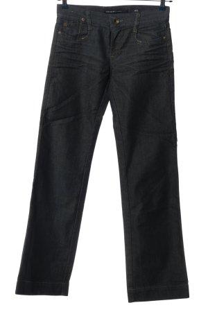 Miss Sixty Jeansy z prostymi nogawkami czarny W stylu casual