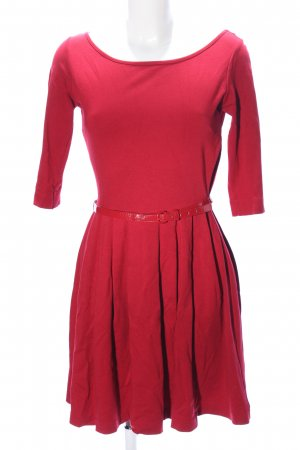 Miss Sixty Stretch Dress red casual look
