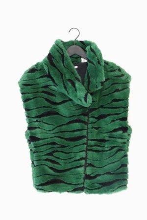 Miss Sixty Weste Größe XX Large grün aus Acryl