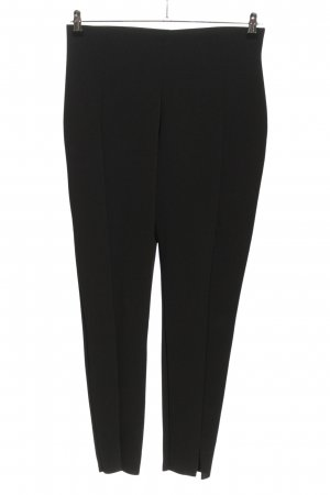 Missguided Pantalone da abito nero stile casual