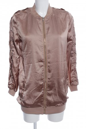 Missguided Blouson wollweiß Casual-Look