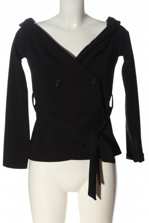 Missguided Blouse Jacket black business style