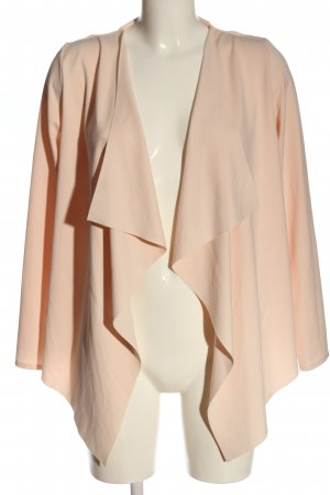 Missguided Chaqueta tipo blusa nude look casual