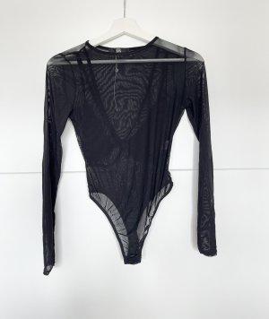 Missguided Basic Bodysuit black