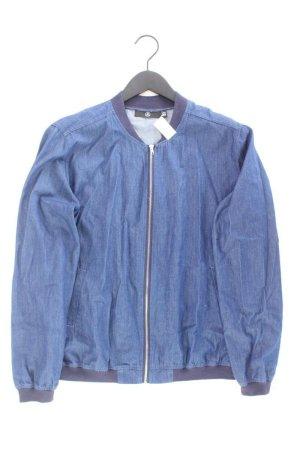 Missguided Blouson aviateur bleu-bleu fluo-bleu foncé-bleu azur coton