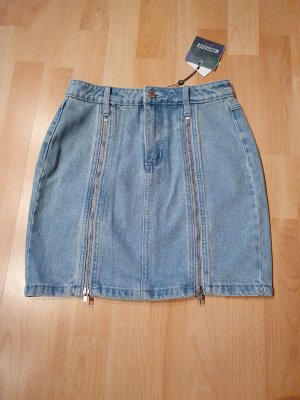 Missguided Mini rok azuur-korenblauw