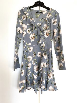 Missguided Floral Dress