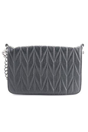 Missguided Handtasche schwarz Casual-Look