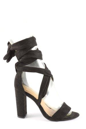Missguided High Heels hellgrau Elegant