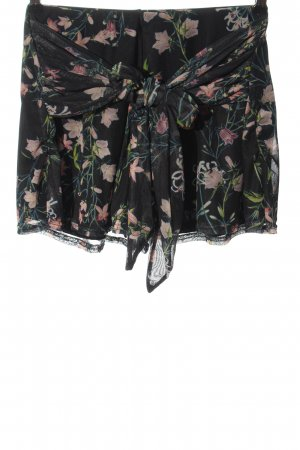 Missguided Hot Pants Allover-Druck Casual-Look