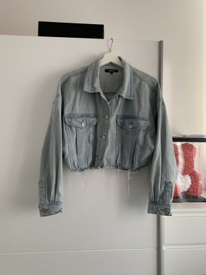 missguided jeans jacke