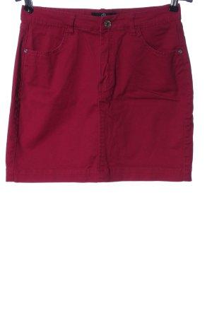 Missguided Denim Skirt pink elegant