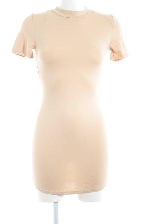 Missguided Jerseykleid nude Casual-Look