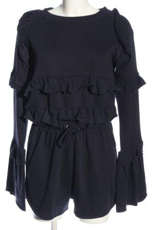 Missguided Jumpsuit schwarz Casual-Look