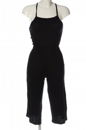 Missguided Jumpsuit schwarz Casual-Look