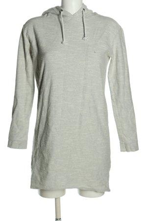 Missguided Camicia con cappuccio grigio chiaro stile casual