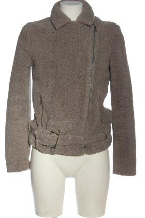 Missguided Giacca corta grigio chiaro elegante