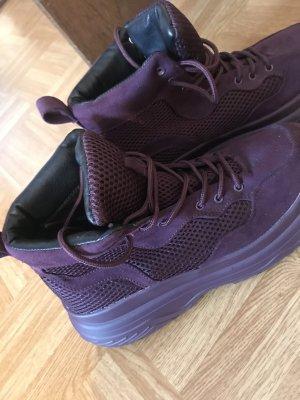 Missguided Lila Platform/Plateau Sneaker