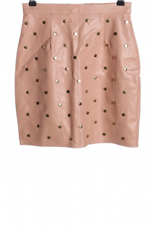 Missguided Mini rok nude casual uitstraling