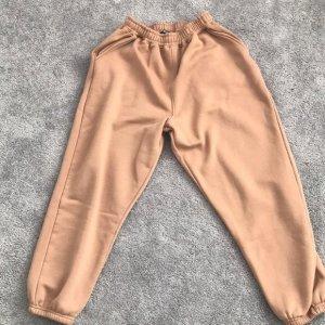 Missguided Pantalon de jogging chameau-beige