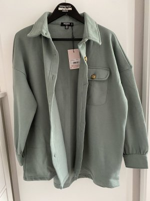 Missguided plus size Jacket olivgrün Gr. 44