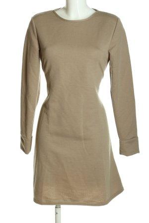 Missguided Pulloverkleid braun Casual-Look