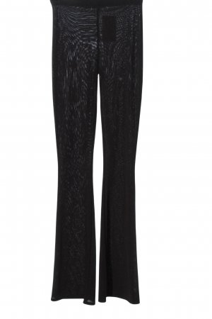 Missguided Flares black casual look