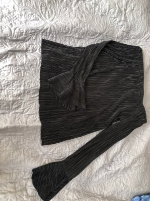 Missguided Blusa Crash nero