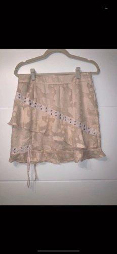 Missguided High Waist Skirt multicolored