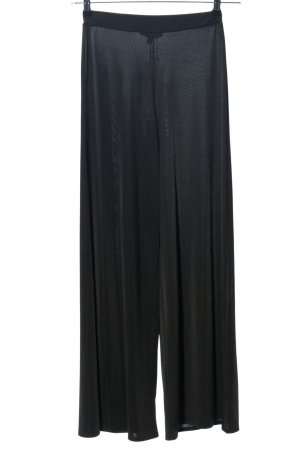 Missguided Stoffhose schwarz Casual-Look