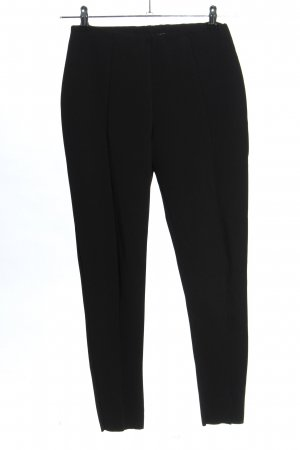 Missguided Jersey Pants black business style