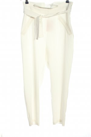 Missguided Jersey Pants cream casual look