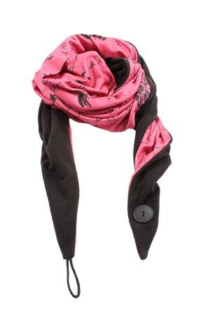 Misslook Shemagh rose-noir style décontracté