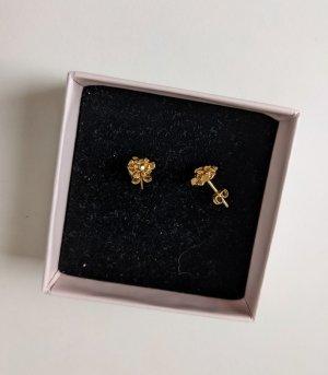 Missoma Pendientes de oro color oro