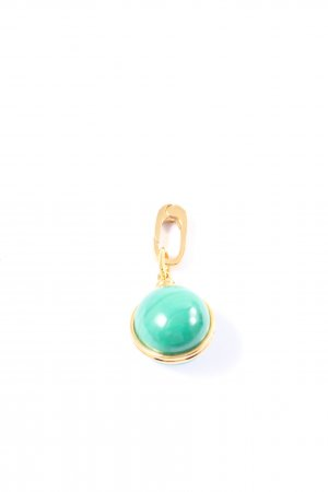 Missoma Charm turquoise-gold-colored casual look