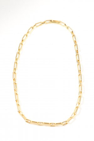 Missoma Gold Chain gold-colored casual look