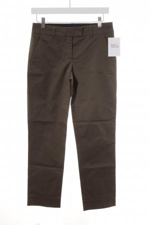 Missoni 7/8 Length Trousers olive green casual look