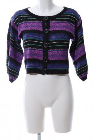 Missoni Cardigan grafisches Muster Casual-Look