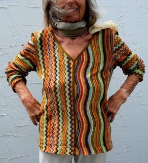 Missoni Sudadera de punto fino multicolor