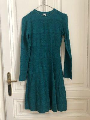Missoni Robe à manches longues vert