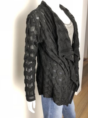 Missoni Cardigan all'uncinetto nero