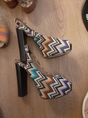 missoni heels pumps bunt