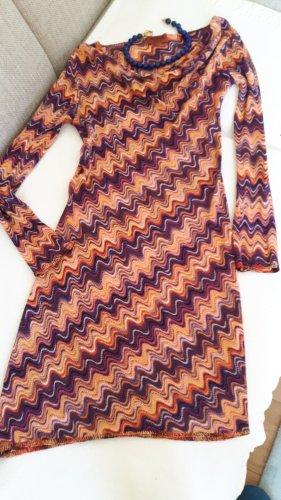 Missoni Robe mi-longue multicolore viscose