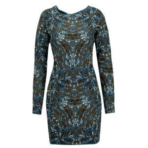 M Missoni Woolen Dress multicolored